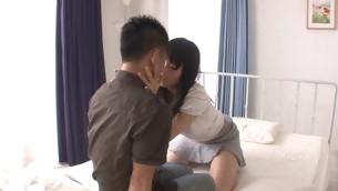 tenåring blowjob kyssing hardcore